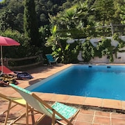 Villa With 4 Bedrooms in Genalguacil, With Wonderful Mountain View, Private Pool and Furnished Terrace