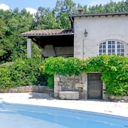 House With 2 Bedrooms in Bruniquel, With Private Pool, Furnished Garden and Wifi