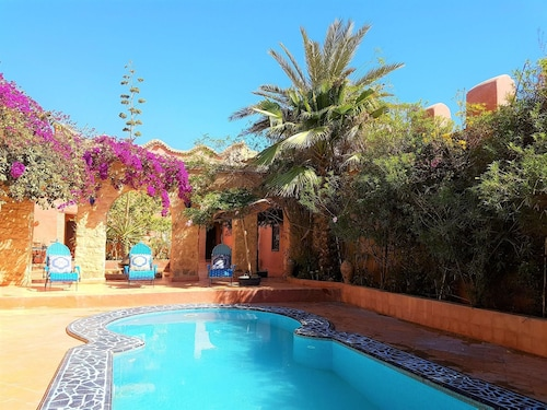 Villa With 5 Bedrooms in Taroudant, With Private Pool, Terrace and Wifi - 80 km From the Beach