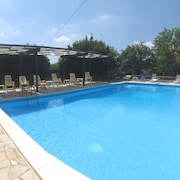 Studio in Modica, With Pool Access, Enclosed Garden and Wifi - 15 km From the Beach