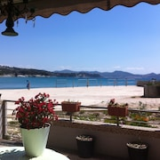 Apartment With one Bedroom in La Ciotat, With Wonderful sea View, Furnished Terrace and Wifi - 10 m From the Beach