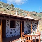 House With 2 Bedrooms in La Gomera, With Wonderful Mountain View, Enclosed Garden and Wifi - 5 km From the Beach