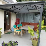 House With 3 Bedrooms in Plurien, With Furnished Garden and Wifi - 2 km From the Beach