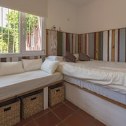 House With 4 Bedrooms in Tarifa, With Wonderful sea View, Private Pool, Enclosed Garden - 12 km From the Beach