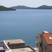 Apartment With 2 Rooms in Betina, With Wonderful sea View, Furnished Terrace and Wifi