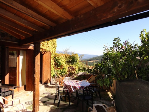 House With 3 Bedrooms in Turbiàs, With Wonderful Mountain View, Furnished Garden and Wifi