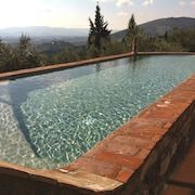 Villa With 2 Bedrooms in Calenzano, With Private Pool, Furnished Terrace and Wifi