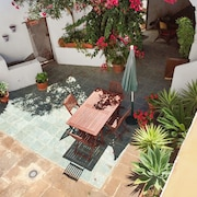 Spacious Holiday Cottage in Tenerife With Sunny Courtyard