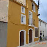 House With 4 Bedrooms in Sant Pere Sacarrera, With Wonderful Mountain View and Furnished Balcony