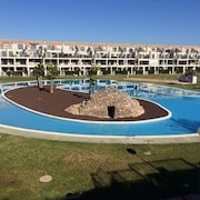Apartment With 2 Bedrooms in Sant Jordi, With Pool Access, Furnished Terrace and Wifi - 14 km From the Beach