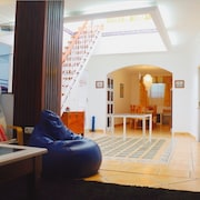 House With 5 Bedrooms in Alcalá de los Gazules, With Wonderful City View, Furnished Terrace and Wifi - 40 km From the Beach