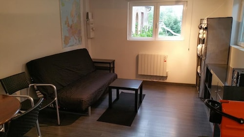 Studio in Saint-ay, With Wifi - 350 km From the Beach