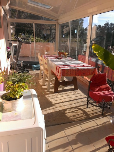 Villa With 3 Bedrooms in Roquefort-les-pins, With Private Pool, Enclosed Garden and Wifi - 12 km From the Beach
