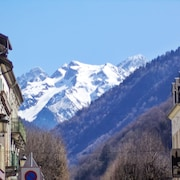 Apartment With 2 Bedrooms in Bagnères-de-luchon - 200 m From the Slopes