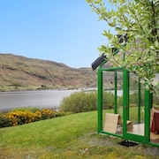 Beautiful Semi-detached House in Verdant Rural Ireland With Magnificent View of Lough Mask