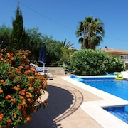 Villa With 4 Bedrooms in Jávea, With Private Pool, Enclosed Garden and Wifi - 7 km From the Beach