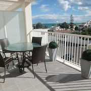 Apartment With 2 Bedrooms in Vinaros, With Wonderful sea View, Pool Access and Furnished Terrace - 100 m From the Beach
