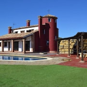 Villa With 3 Bedrooms in Ronda, With Private Pool, Furnished Terrace and Wifi - 45 km From the Beach