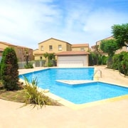 Villa With 2 Bedrooms in Valras-plage, With Pool Access and Enclosed Garden - 50 m From the Beach