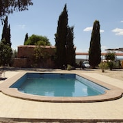 House With 5 Bedrooms in Humilladero, With Wonderful Mountain View, Pool Access, Furnished Garden