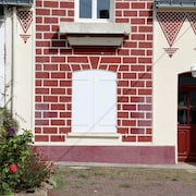 House With 2 Bedrooms in Saint-gildas-de-rhuys, With Enclosed Garden and Wifi - 3 km From the Beach