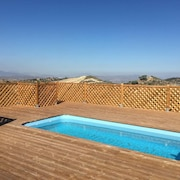 House With 2 Bedrooms in Coín, With Wonderful Mountain View, Private Pool, Enclosed Garden - 30 km From the Beach