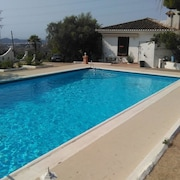 Villa With 4 Bedrooms in Mijas, With Wonderful Mountain View, Private Pool and Furnished Terrace - 6 km From the Beach
