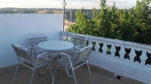 House With 5 Rooms Next to Alcalá del Júcar With Wonderful City View and Furnished Terrace