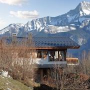 Grand Balcon a Gorgeous, 5-bedroom Chalet With Wifi and Mountain Views Minutes From the Slopes!