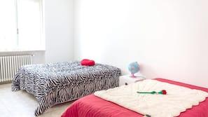 4 chambres, fer et planche à repasser, Wi-Fi gratuit