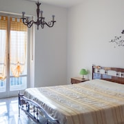 Apartment With 4 Rooms in Recanati, With Wonderful Mountain View, Enclosed Garden and Wifi - 8 km From the Beach