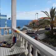 House With one Bedroom in Candelaria, With Wonderful sea View, Furnished Balcony and Wifi - 100 m From the Beach