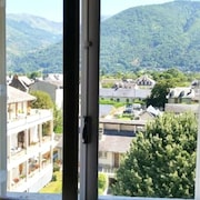 Studio in Bagnères-de-luchon, With Wonderful Mountain View - 18 km From the Slopes