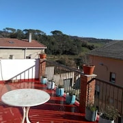House With 4 Bedrooms in Gironella, With Wonderful Mountain View, Furnished Terrace and Wifi