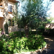 Apartment With 2 Bedrooms in Vidauban, With Enclosed Garden and Wifi - 25 km From the Beach