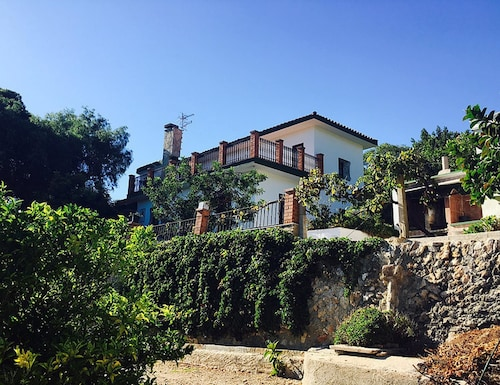 House With 7 Bedrooms in Tortosa, With Wonderful Mountain View, Private Pool and Enclosed Garden - 20 km From the Beach