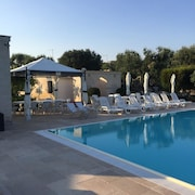 House With 2 Rooms in Grottaglie, With Pool Access, Furnished Terrace and Wifi