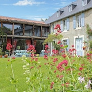 House With 4 Bedrooms in La Barthe de Neste, With Wonderful Mountain View, Furnished Garden and Wifi - 70 km From the Slopes