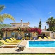 Villa With 4 Bedrooms in Carvoeiro, With Wonderful Mountain View, Private Pool, Enclosed Garden - 2 km From the Beach