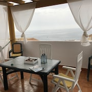 Apartment With 3 Bedrooms in Villaricos, With Wonderful sea View and Furnished Terrace - 200 m From the Beach