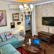 Apartment With one Bedroom in Rota, With Wonderful sea View, Furnished Terrace and Wifi - 500 m From the Beach