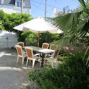 House With 4 Bedrooms in Guilvinec, With Wonderful City View and Enclosed Garden - 300 m From the Beach