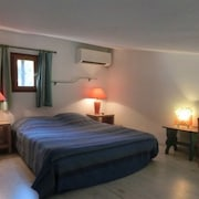 Studio in Théoule-sur-mer, With Wonderful sea View, Furnished Terrace and Wifi - 400 m From Beach