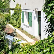 House With 2 Bedrooms in Cascastel-des-corbières, With Enclosed Garden and Wifi