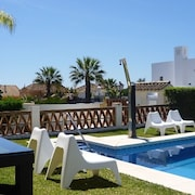 Villa With 3 Bedrooms in Marbella, With Wonderful sea View, Private Pool and Terrace - 150 m From the Beach