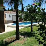House With 4 Bedrooms in Álora, With Wonderful Mountain View, Private Pool, Enclosed Garden - 36 km From the Beach