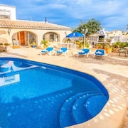 Villa With 3 Bedrooms in Benissa, With Private Pool, Enclosed Garden and Wifi - 7 km From the Beach