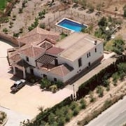 Cortijo de Don Victor - House With 2 Rooms in Vera, With Private Pool, Enclosed Garden and Wifi