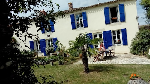 House With one Bedroom in Saint-vincent Puymaufrais, With Enclosed Garden and Wifi - 50 km From the Beach