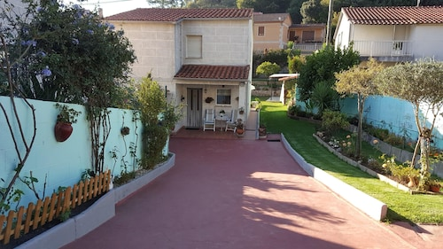 House With 3 Bedrooms in O Rosal, With Enclosed Garden and Wifi - 2 km From the Beach